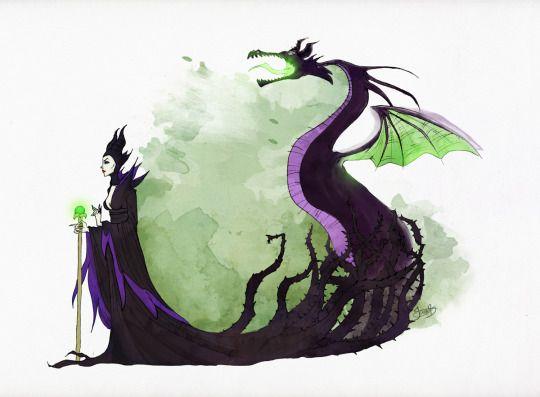 Disneyphile Land - Maleficent