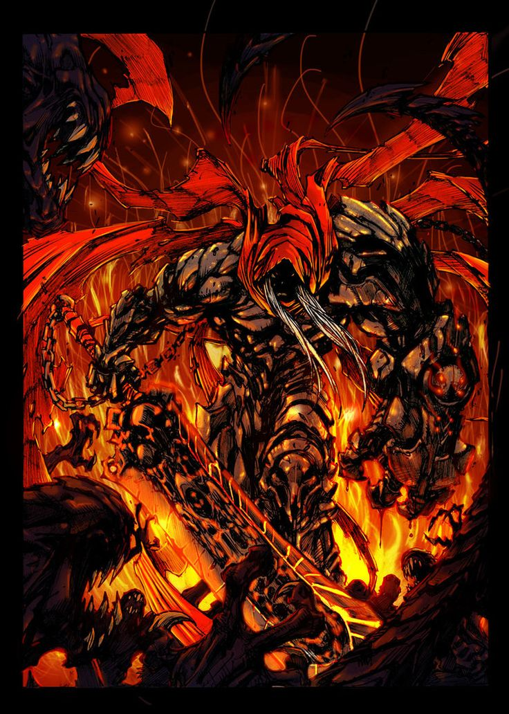 Darksiders: WAR approaches... by SiriusSteve on DeviantArt