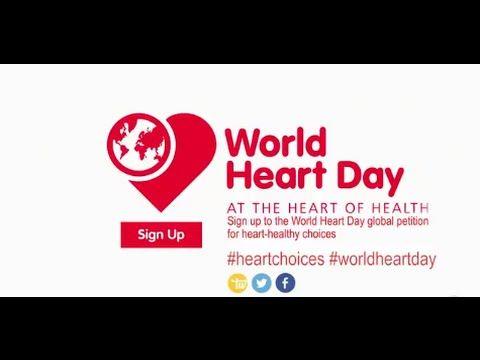 29 de septiembre – Día Mundial del Corazón #DíasInternacionales ~ Rdn24.com - Red de Noticias 24