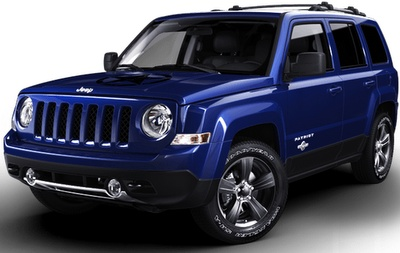 2013 Jeep Patriot Freedom Edition For The War Heroes. In honor of Veteran's Day