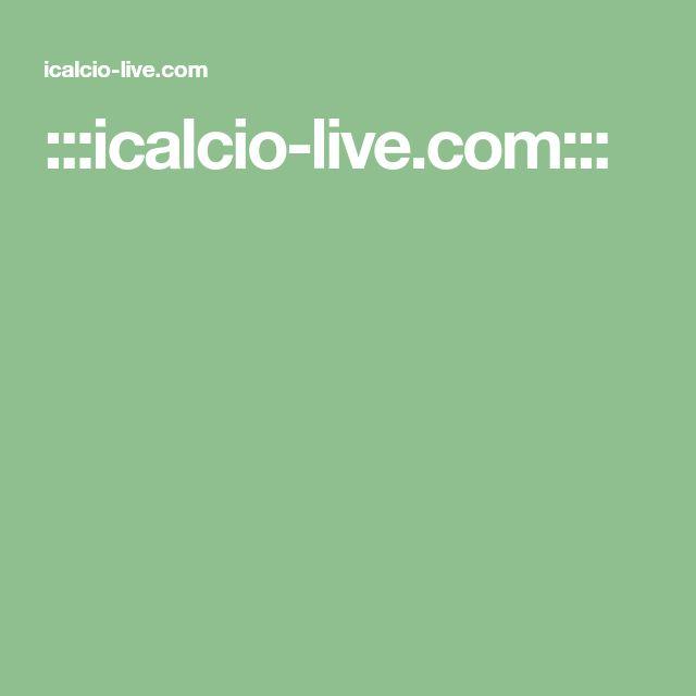 :::icalcio-live.com:::