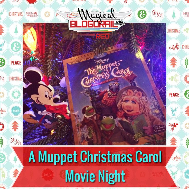 A Muppet Christmas Carol: 81 Best Christmas Movie Nights Images On Pinterest
