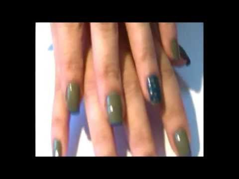 Check this makeup video out -- Nail art - Thin french manicure - French sottile - Tutorial on MakeupBee