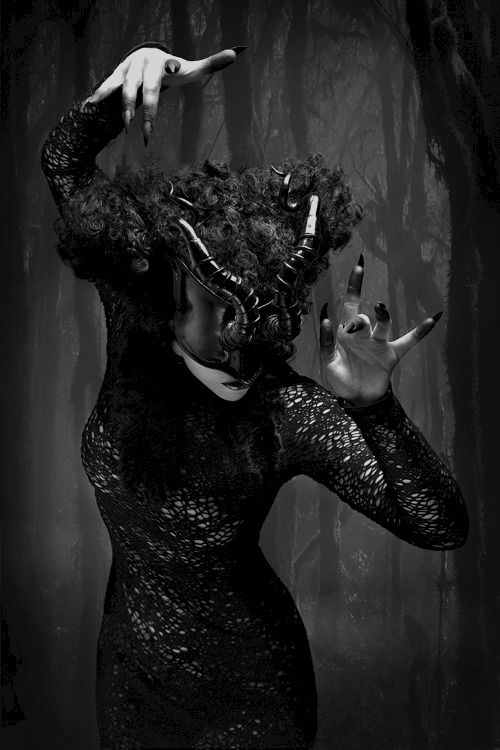 in my opinion; an awesome twist on maleficent