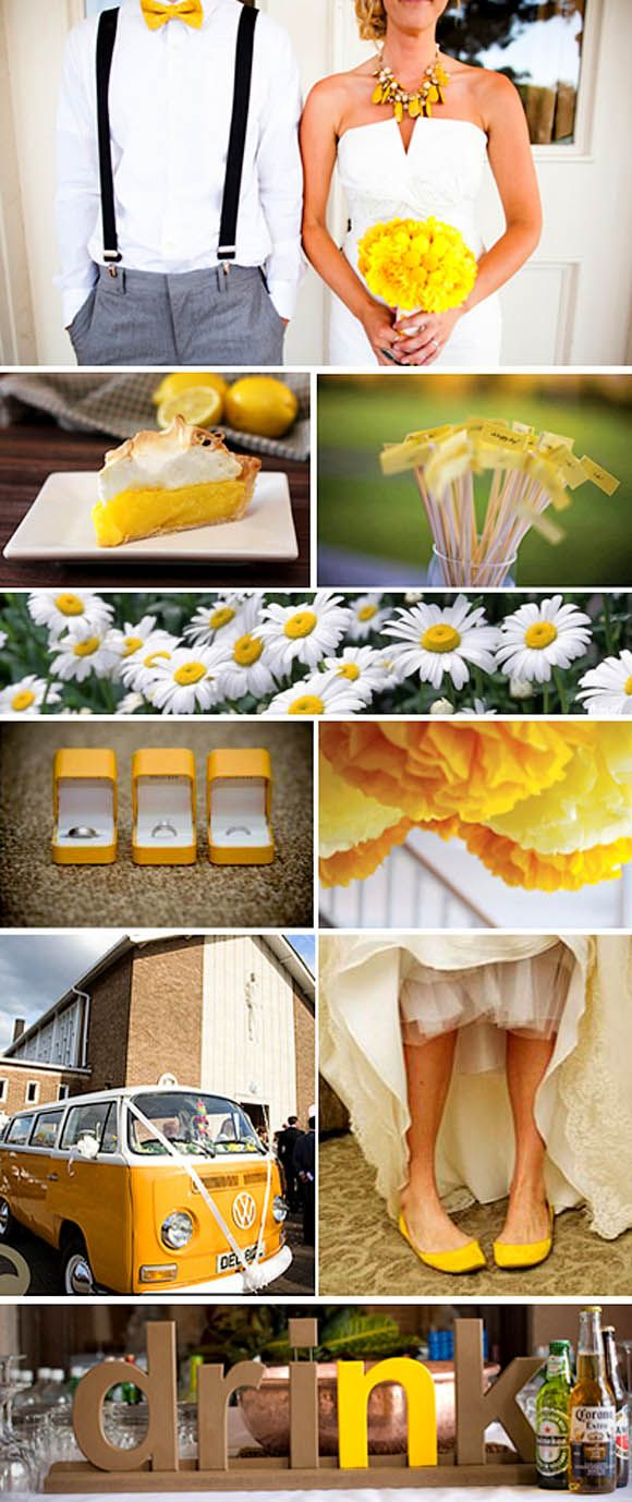 Wedding Color Style Trends And Inspirations For Spring 2012 | Wedding Photography Design
