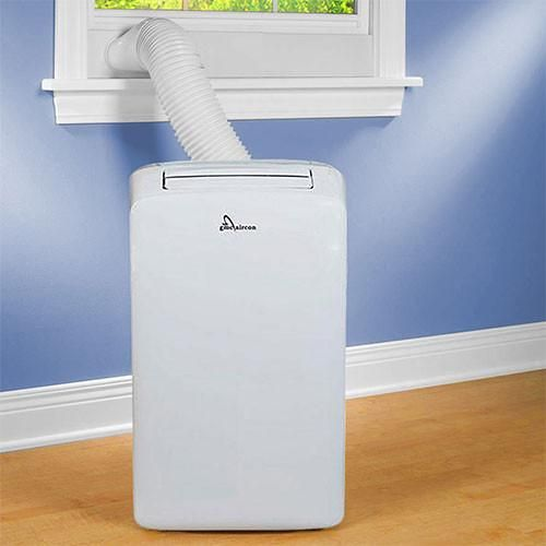 GMC Portable Cooling / Heating Air Conditioner - 12000BTU