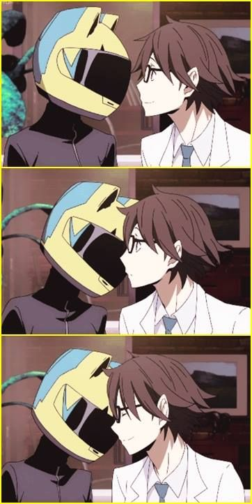 celty with shinra ultimate otp