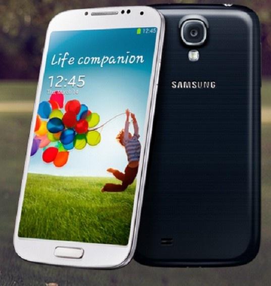 Samsung'un amiral gemisi olan ürün, 8 çekirdekli Exynos 5 Octa işlemciye sahip. Kalınlığı 7.9 milimetre, ağırlığı ise 130 gram olan S4, yaklaşık 4.99 inç büyüklüğünde yüksek çözünürlüklü HD ekranı ve 1 günden daha fazla kullanım ömrüne sahip piliyle de dikkat çekiyor.