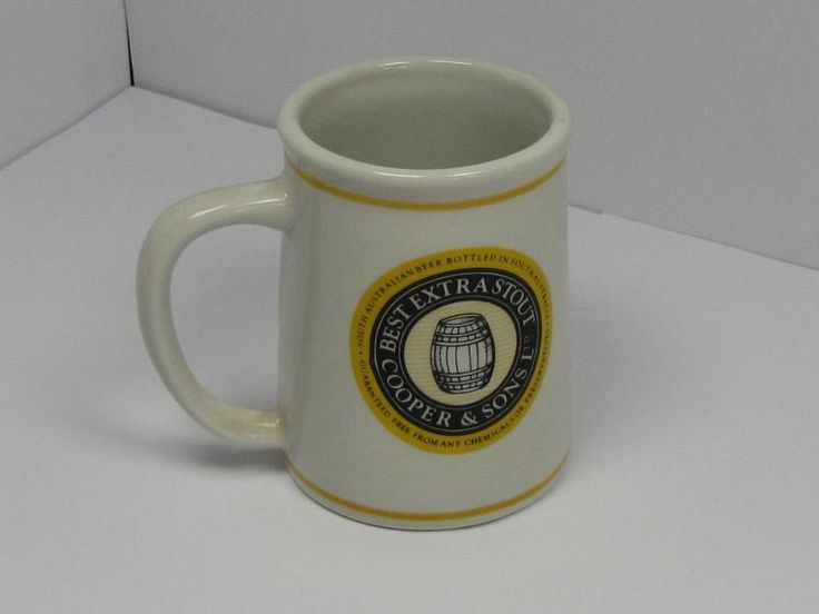 COLLECTIBLE: Australian Breweries COOPER & SONS TANKARD