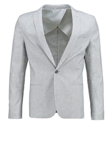 Selected Homme ONE SHYARD Marynarka light grey