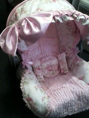 Orbit G2 -Orbit G3 Shabby Chic infant car seat cover set - http://baby.goshoppins.com/safety-seats/orbit-g2-orbit-g3-shabby-chic-infant-car-seat-cover-set/