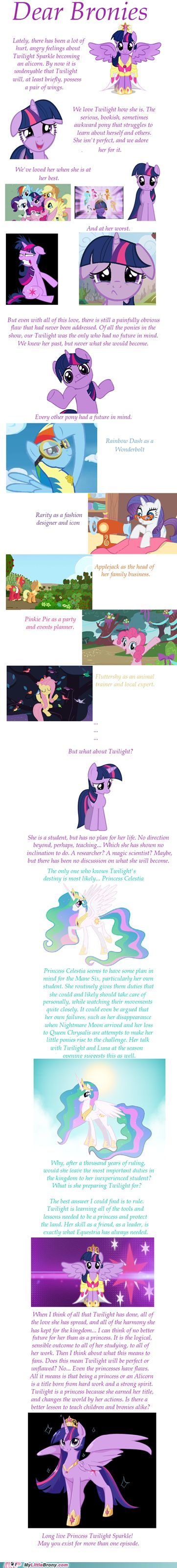 Long Live Alicorn Princess Twilight
