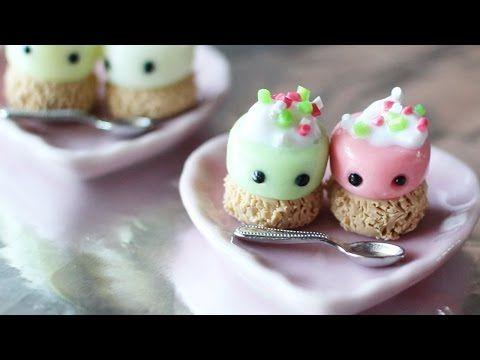 ♒ Kawaii Cheesecakes ♒ polymer clay tutorial