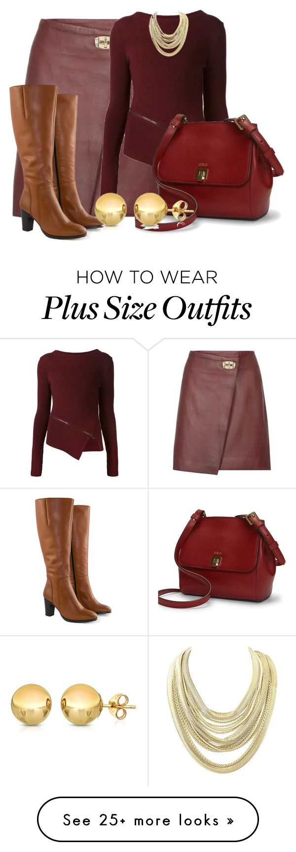 """""""Untitled #1735"""" by janicemckay on Polyvore featuring Reiss, Belstaff, Ralph Lauren, Jilsen Quality Boots, Sevil Designs and Kendra Scott"""