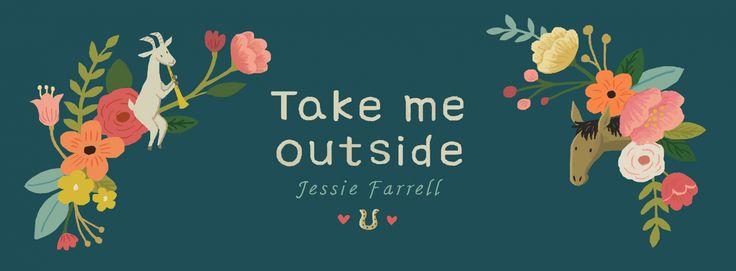 Jessie Farrell - Take Me Outisde