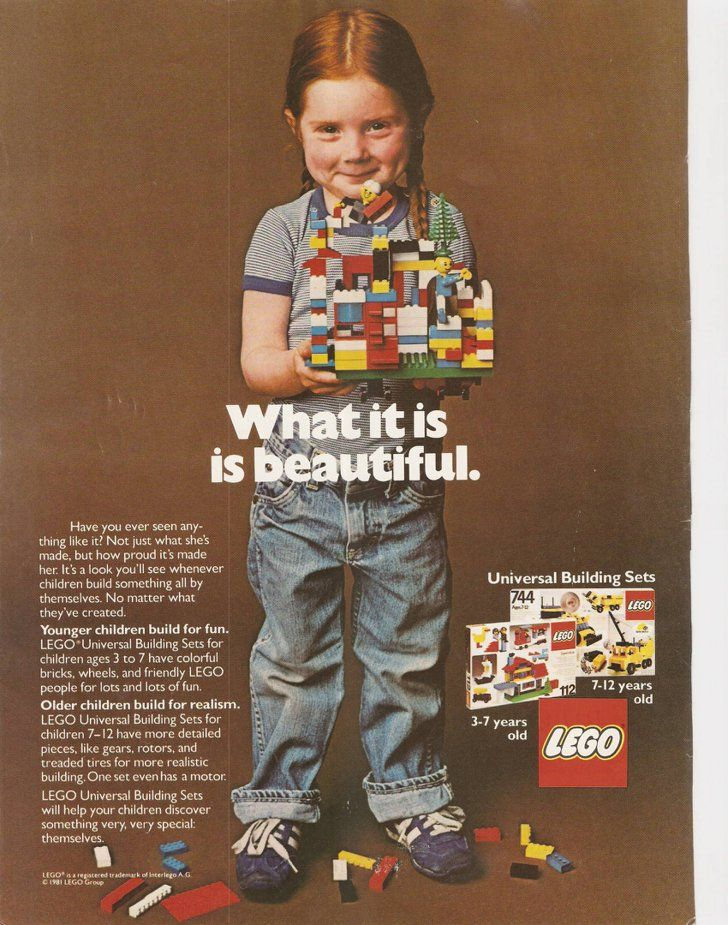Pin for Later: You Won't Believe These Lego Instructions From the 1970s