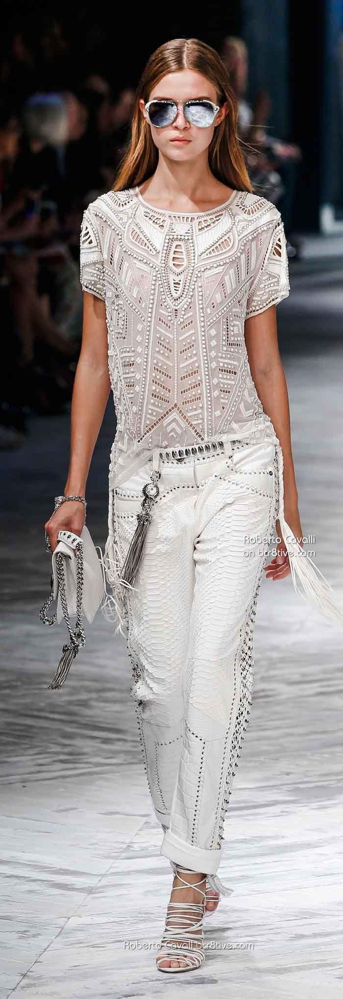 Roberto Cavalli Spring 2014, #fashion , #designerfashion, #Spring2014