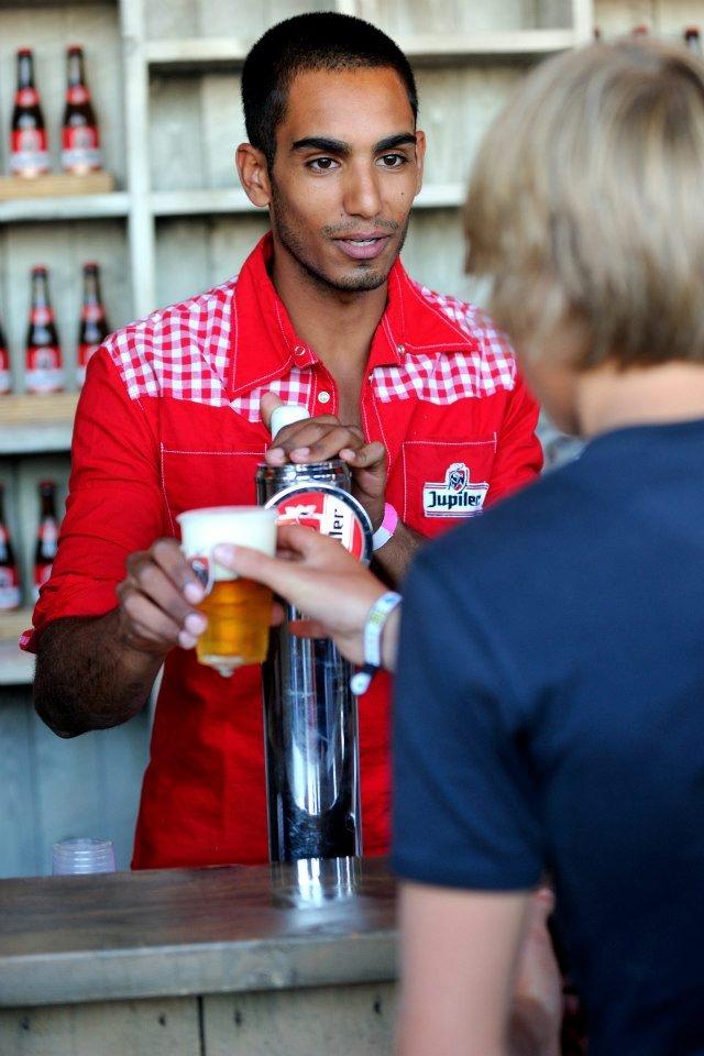 The perfect beer... #Jupiler