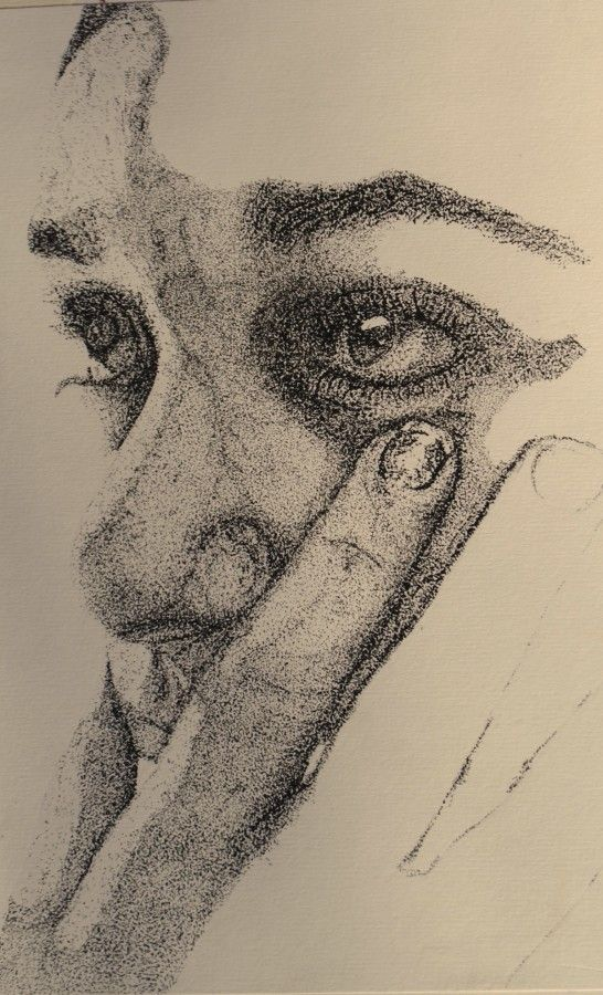 Pattern and Portraiture - from Student Art Guide