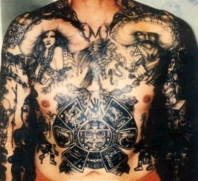 mexican mafia stylo gangs cholos tattoos pinterest