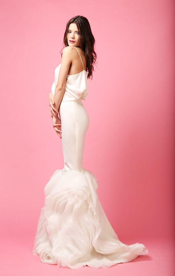 MATCH MADE BRIDAL || SILKY TOP  + JENIE SKIRT #bridalseparates
