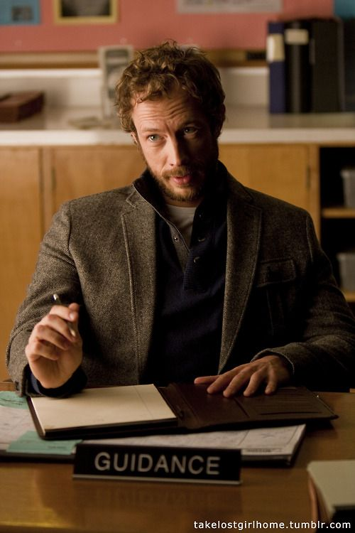 Kris Holden-Ried as Dyson (Lost Girl) Best guidance counselor ever lol