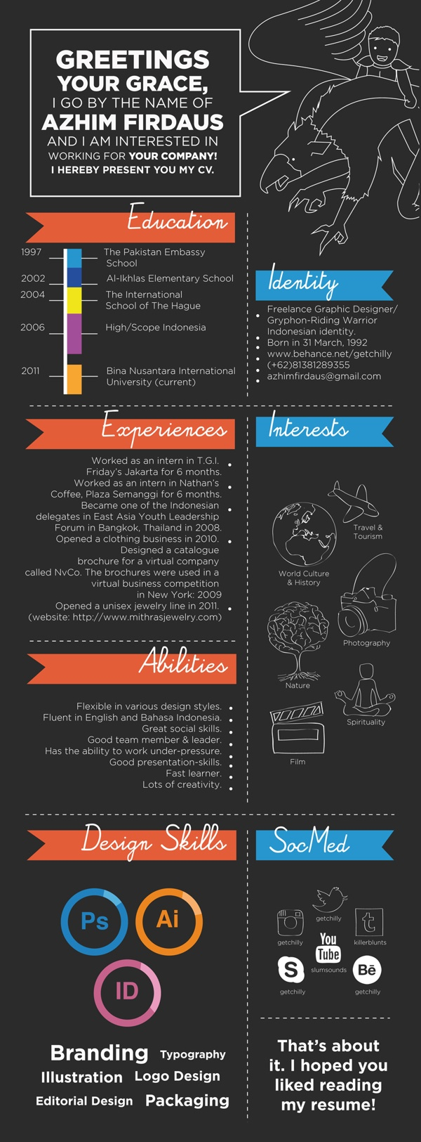 284 best Infographic Resumes images on Pinterest | Infographic ...