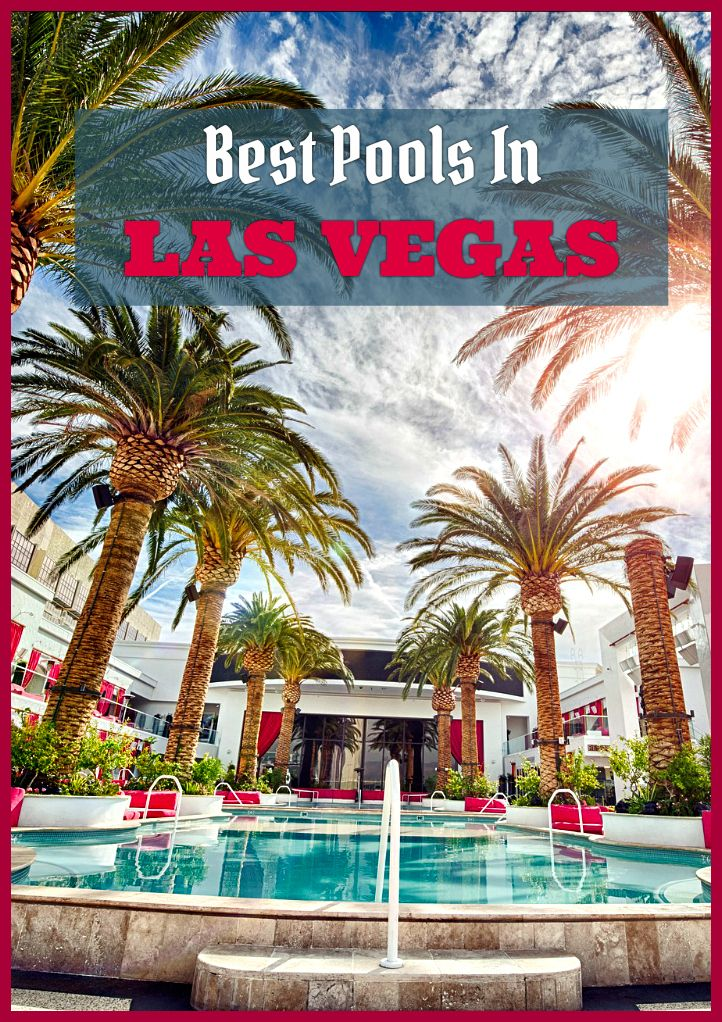 The best topless Las Vegas pools and day clubs at top Hotels and Resorts- The Voo, Moorea Beach Club, Bare Pool, Venus Club