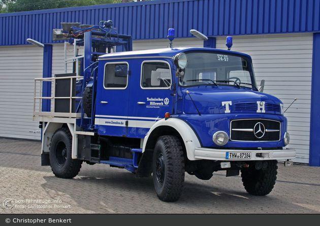 Lichtmastkraftwagen LiMaKW - Heros Heusweiler 24/57