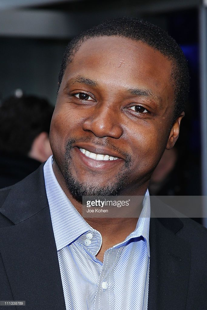 rob brown actor | Actor Rob Brown promotes 'Treme: The Complete First Season' at Best ...