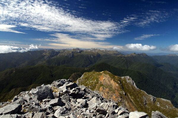 Mt Owen - Kahurangi National Park, New Zealand www.theweddingcompany.co.nz