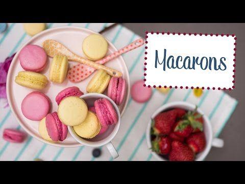Receita de macarons - O Chef e a Chata em Paris - Chata de Galocha!   Lu Ferreira
