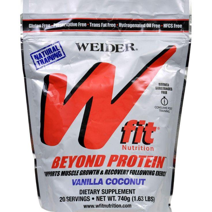 Wfit Hydrolyzed Whey - Beyond Protein - Vanilla Coconut - 1.63 Lb