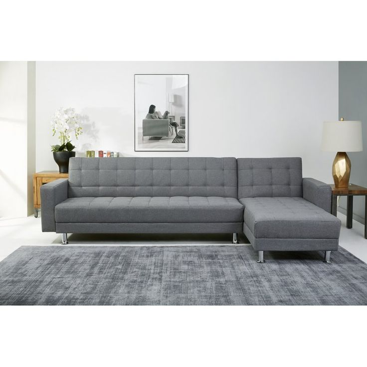 ... simple design that allows you to convert a corner sofa into a large sofa bed in seconds. The Lukas 3 Seater Corner Sofa Bed means that the chaise end ...  sc 1 st  Pinterest : chaise end sofa bed - Sectionals, Sofas & Couches
