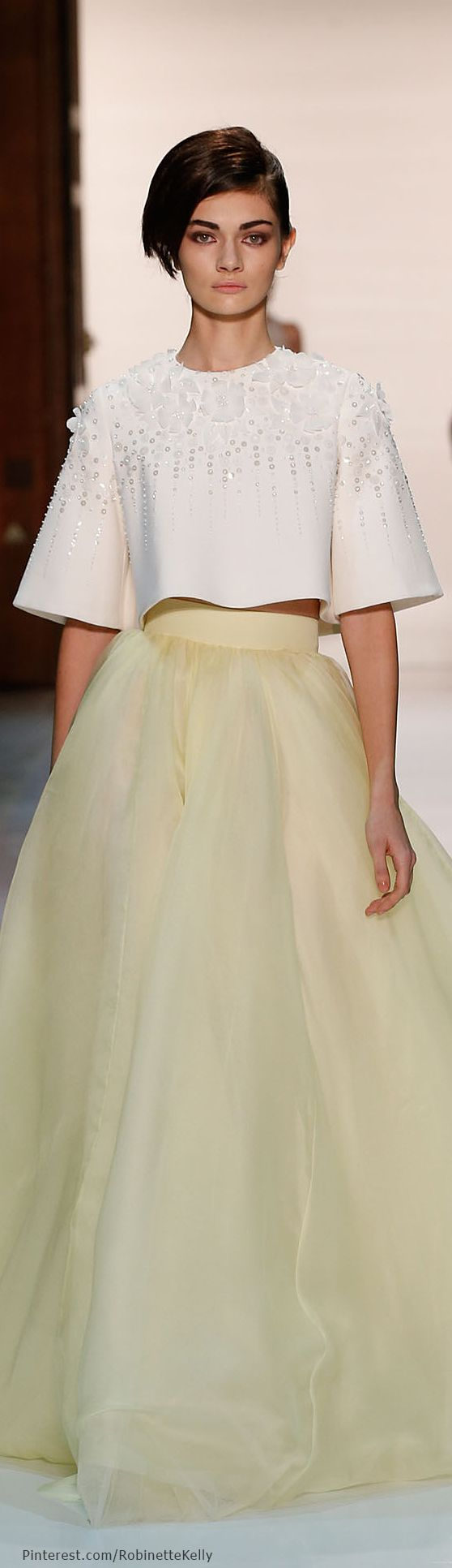 Georges Hobieka Haute Couture   S/S 2014