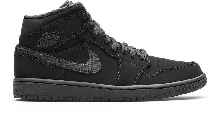 Nike Air Jordan 1 Mid  Michael Jordan tennis shoes