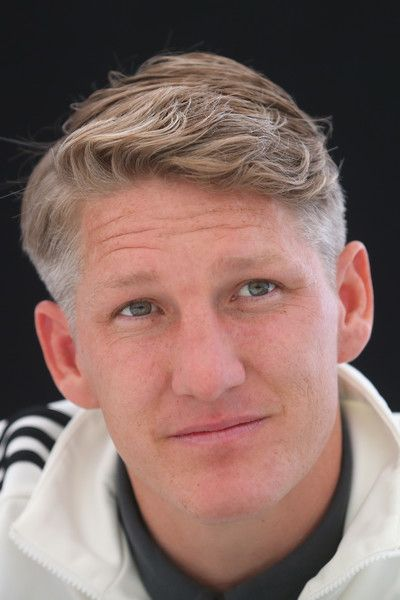 Bastian Schweinsteiger Photos - Bastian Schweinsteiger of Germany looks on during team Germany`s  media day on day 10 of the German national team trainings camp on June 2, 2016 in Ascona, Switzerland. - Germany - Ascona Training Camp Day 10
