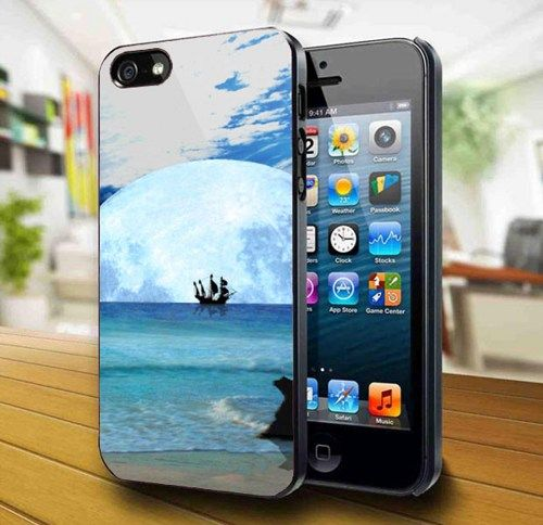 Pirates Sip On The Fullmon #2 iPhone 5 Case | kogadvertising - Accessories on ArtFire