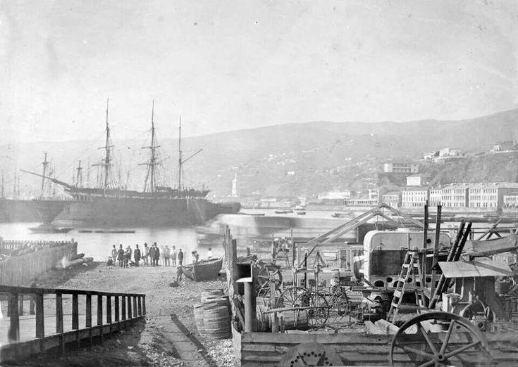 Valparaíso , siglo XIX , Chile