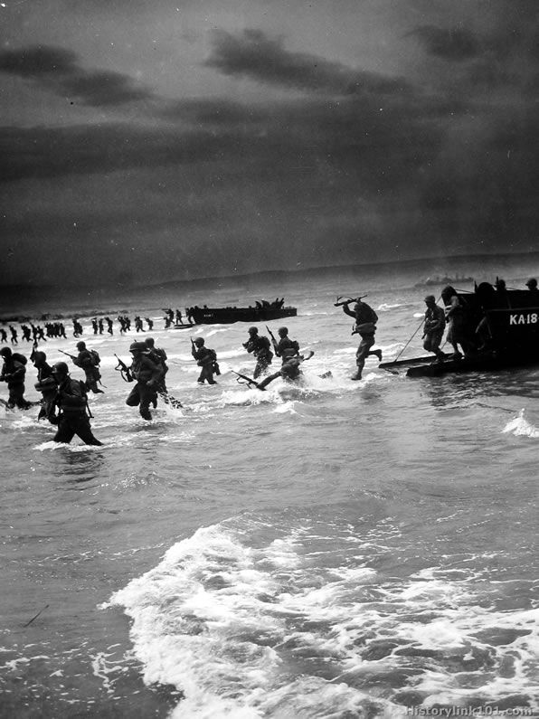 d-day invasion american casualties