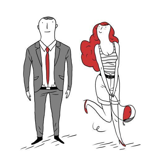 He & She // Quentin Vijoux