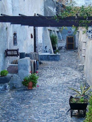 Estilo rustico mas patios rusticos patios pinterest - Fotos de patios rusticos ...