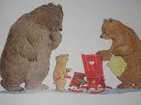 Fröken Flano Filosoferar: Flanosaga: Gullock och de tre björnarna 2 - 6 år