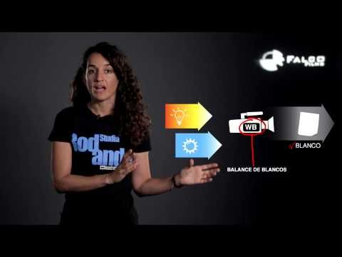 Videotutorial iluminación cap 2º: Temperatura de color - YouTube