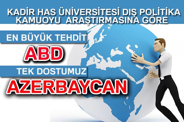 """Kadir Has Üniversitesi Türkiye Çalışmaları Merkezi'nin her yıl gerçekleştirdiği """"Türk Dış Politikası Kamuoyu Algıları Araştırması""""nın 2017 yılı sonuçları açıklandı."""
