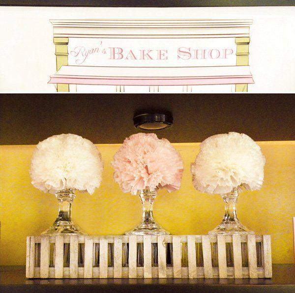 "Sweet ""Cake Boss"" Baking Birthday Party"