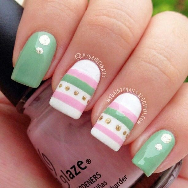 477 mejores imágenes de nails en Pinterest | Uñas bonitas, La uña y ...