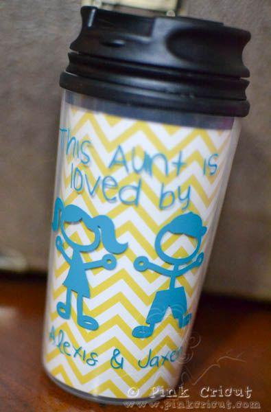 32 best images about cricut cups on pinterest