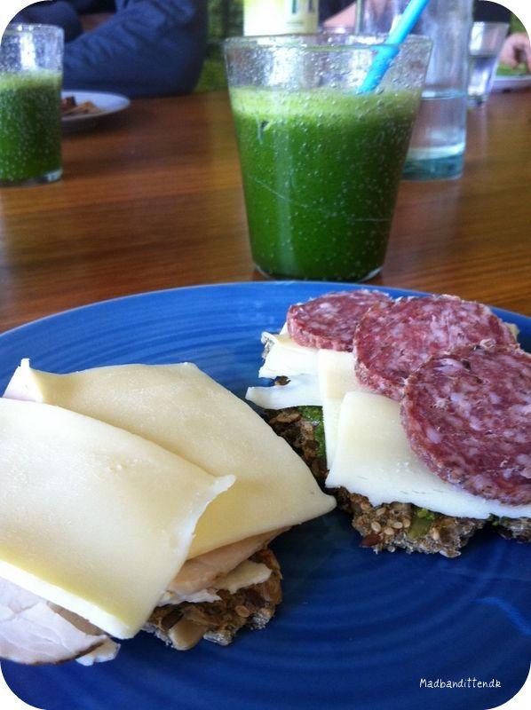 Tre gode frokoster (uden korn)