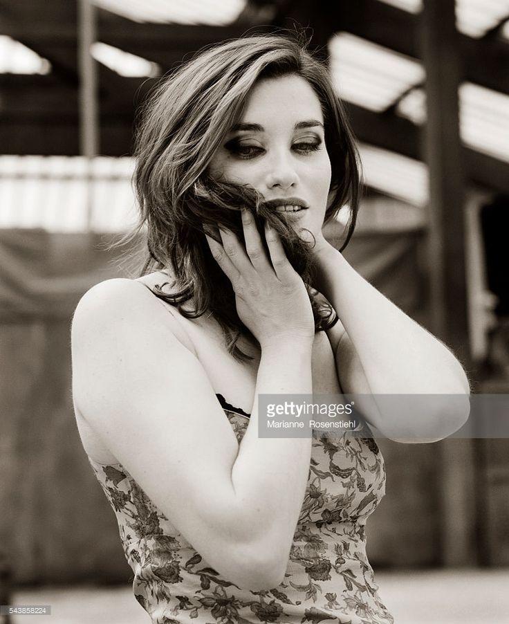 Photo d'actualité : French actress Emmanuelle Devos